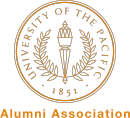 University of the Pacific Alumni Association logo