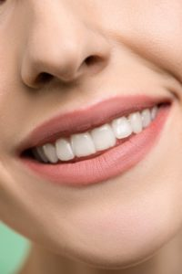 Attractive smile after cosmetic dentistry in Beverly Hills